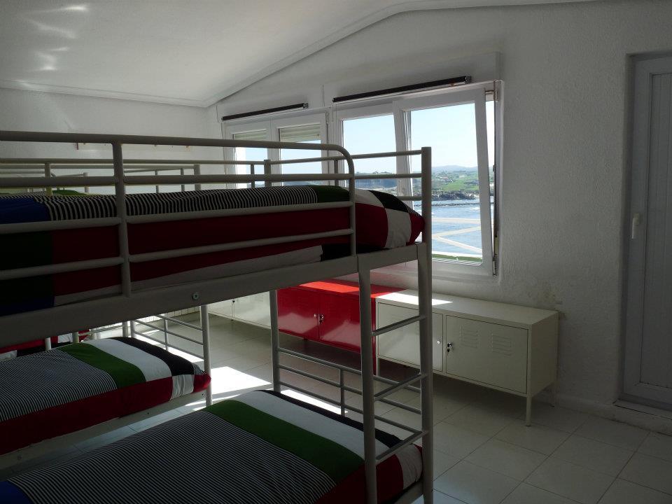 habitación rayas 2